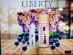 malaysia liberty  blueberry cuatard 45mg 10ml
