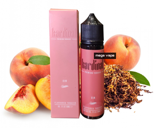 kardinal peach 60ml 3mg