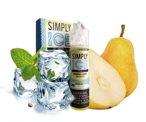 simly pear 60ml 0mg 3mg 6mg by vapelab