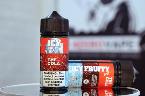 ??? - icy fruity the cola 100ml 3mg