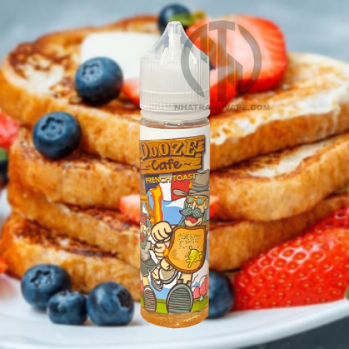 Malays dooze French toast 60ml 3mg
