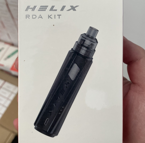 authentic helix rda kit