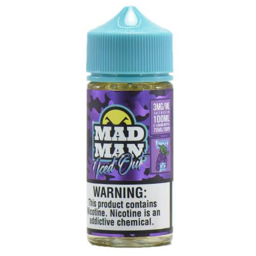 mad man grape 100ml 3mg
