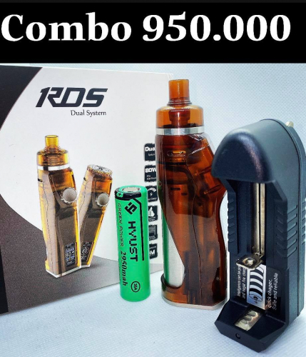 RDS Dual System By Hotcig(80W)