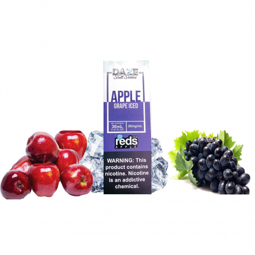 Reds Apple Grape(Táo-Nho) (Salt 30ml)