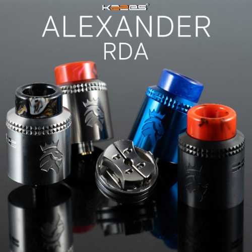 authentic_ alexander rda 24mm by Kaess