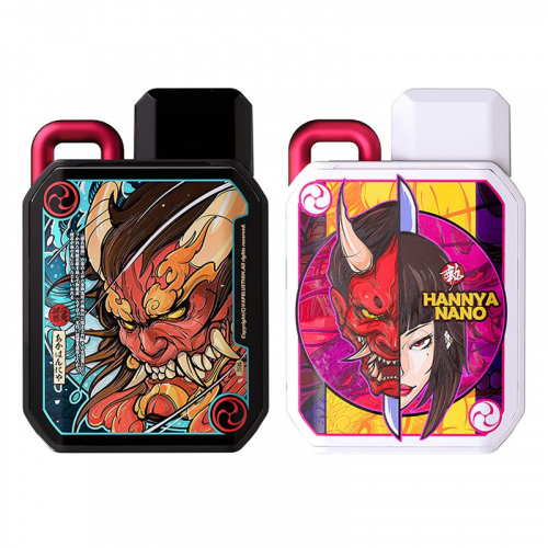 authentic hannya pod system